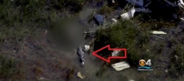 Reportagem exibe o que sobrou do corpo de homem devorado por crocodilo
