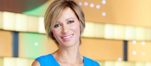Susanna Griso, presentadora de Espejo Público