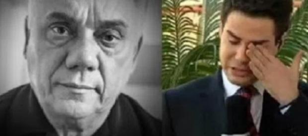 Vidente diz que Marcelo Rezende pode morrer - Google