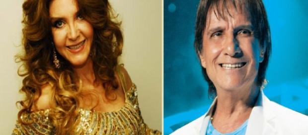 Wanderléa diz se foi amante de Roberto Carlos - Google