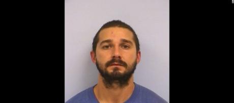 Actor Shia LaBeouf arrested [Mugshot/Georgia Police Department]