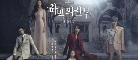 'Bride of the Water God' official poster (via the Total Variety Network [tvN])