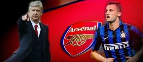 Calciomercato Inter: 25 milioni di euro dall'Arsenal per Brozovic