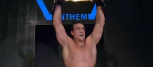 Alberto Del Rio challenged Triple H, The Usos & New day for a fight. Image credits - Youtube/Impact Wrestling