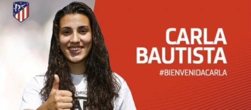 Atlético de Madrid: Carla Bautista, nuevo fichaje del Atlético ... - marca.com