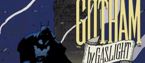 'Batman: Gotham By Gaslight' - Photo: Comic Book Cover Scan