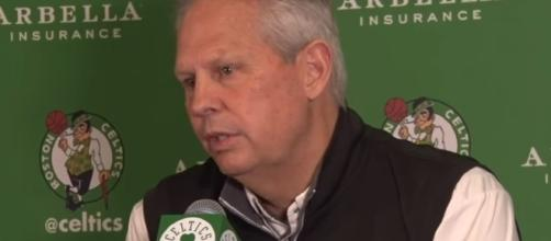 Boston Celtics rumors: Team signs free agent big man to add depth to roster - youtube screen capture / CLNS