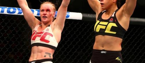 Champ Amanda Nunes defends title in rematch vs. Valentina ... - mmajunkie.com