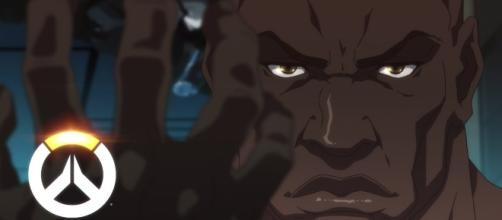 "Doomfist is the newest character to arrive in ""Overwatch"" and is already playable on PTR (Image credit YouTube/PlayOverwatch)"