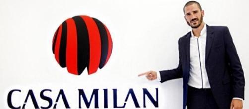 Leonardo Bonucci passa al Milan