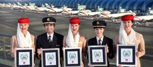 named Best Airline in the World in TripAdvisor Travelers' Choice ... - emirates.com