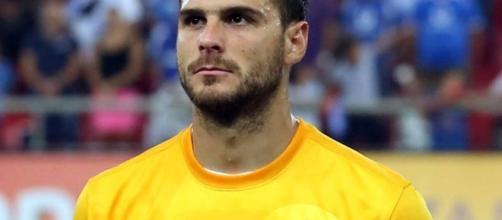Orestis Karnezis, 34 presenze nell'ultima stagione con la maglia dell'Udinese