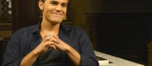 Paul Wesley - TV Guide/YouTube