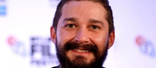 Photo Shia LaBeouf screen capture from YouTube video / Entertainment Weekly