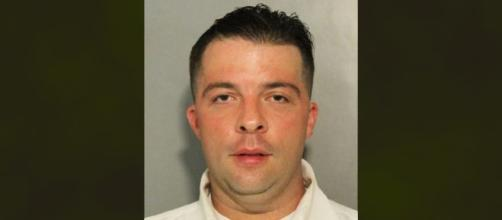 Photo Thomas Giglio mugshot courtesy Nassau County Police