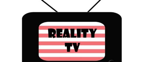 Reality tv graphic via Monica Renata/Wikimedia Commons