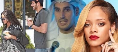 Rihanna and Hassan Jameel - Empressive/YouTube Screenshot