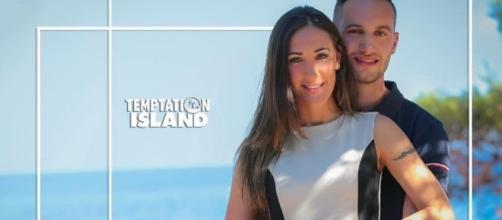 Ruben e Francesca di Temptation Island