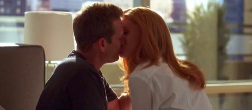 """'Suits' Season 7 may see Harvey and Donna aka """"Darvey"""" go on their own paths - Miriam M.B via YouTube"""