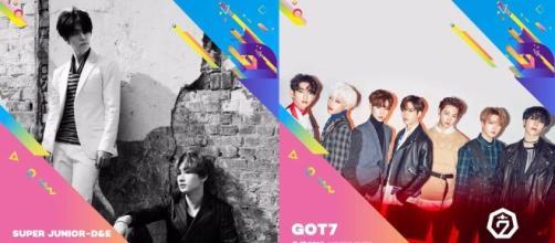 Super Junior D&E and GOT7 confirmed for 'KCON 2017 LA' lineup ... - allkpop.com