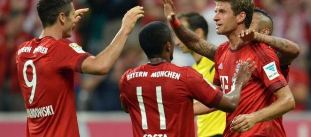 Bundesliga: Bayern, buona la prima | Sport.Leonardo.it - leonardo.it