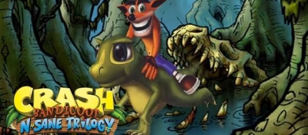 'Crash Bandicoot N Sane Trilogy' guide: how to find 2 secret levels in the game(DracoGamer787/YouTube Screenshot)