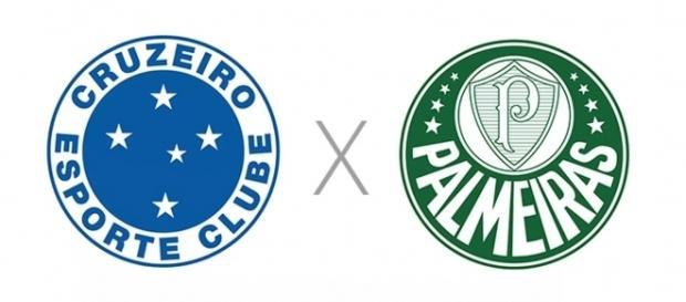 Cruzeiro e Palmeiras se enfrentaram na semana passada