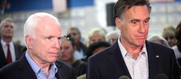 File:John McCain & Mitt Romney.jpg - Wikimedia Commons - wikimedia.org