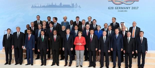 Leaders from 20 countries around the world met in Hamburg, Germany, for the 2017 G20 summit (Image via en.kremlin.ru)