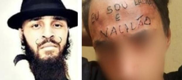 Lembra do tatuador que escreveu 'ladrão'? - Imagem/Google