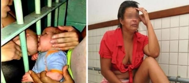 Mulher que furtou pacote de leite em pó continua presa em São Paulo