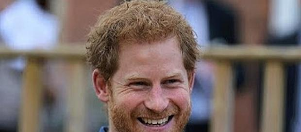Prince Harry's natural hair color is red [Image: YouTube screen shot]