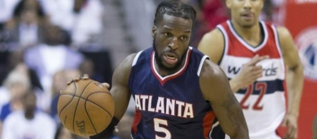 The Raptors traded DeMarre Carroll to the Nets for Justin Hamilton and two 2018 Draft picks – Keith Allison via WikiCommons