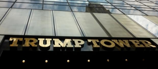 Trump Tower in New York where meeting took place. / [Image by Tobias Sjösten via Flickr, CC BY-SA 2.0]