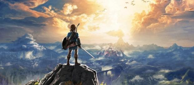 Upcoming art book for 'The Legend of Zelda: Breath of the Wild' has been announced by Nintendo. Photo via Google Images