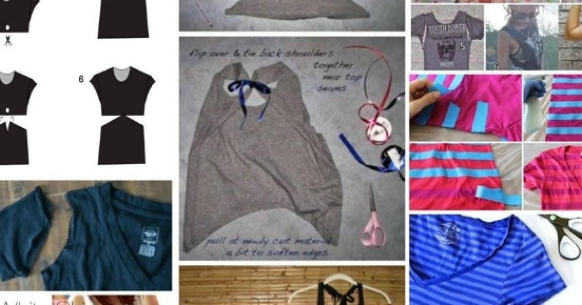 6110e66c7 Dicas de materiais para customização de roupas e renda extra