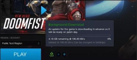 Overwatch PTR update 1.14 is quite massive [screenshot]