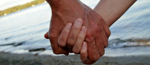 A Pair of Hands-Holding Hands Richard BH via Flickr