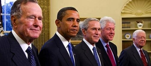 American presidents - Image via White House/Flickr