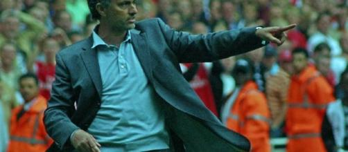 An image of Manchester United manager, Jose Mourinho - https://www.flickr.com/photos/ronmacphotos/498010672/