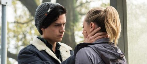 Are Cole Sprouse and Lili Reinhart no longer just on-screen lovers? Photo: CW