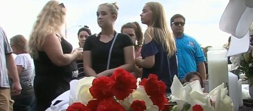 Chester Bennington laid to final rest on Saturday. Image credit - YouTube | ABC15
