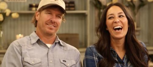 Chip and Joanna Gaines / Screenshot via YouTube
