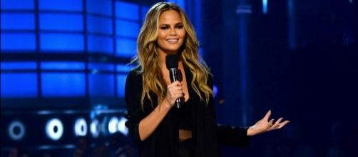 Chrissy Teigen delivered a witty comeback against her hater. [Image via Flickr/ABC Television Group]