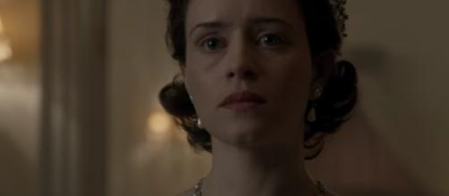 Claire Foy in The Crown - YouTube/Netflix