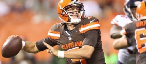 Cleveland Browns rank Cody Kessler as starting quarterback in preseason- Photo: YouTube