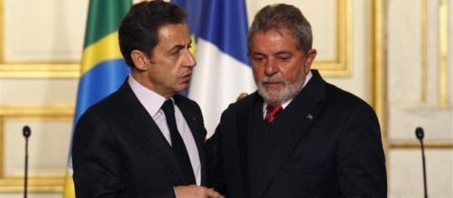 Climat: France et Brésil signent un texte commun - Libération - liberation.fr