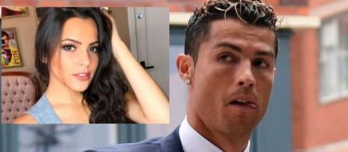 Cristiano Ronaldo e Emilly compartilham de algo em comum. (Foto: Google)