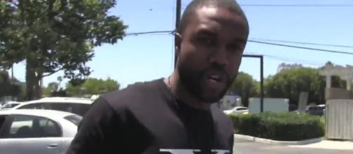 "DeMario Jackson plans joining ""Dancing with the Stars"" season 25. Image via YouTube/Splash News TV"