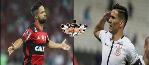 Diego e Balbuena são ótimas apostas para 19ª rodada do Cartola FC.